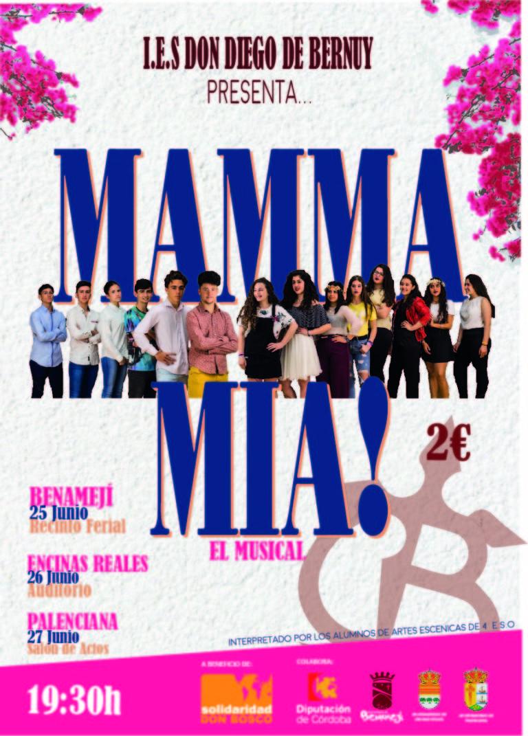 Teatro Mamma Mia!!